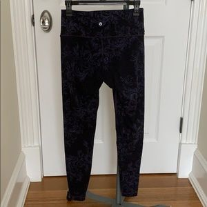 "lululemon athletica Pants & Jumpsuits - Lululemon Wunder Under 25""  Tight !"